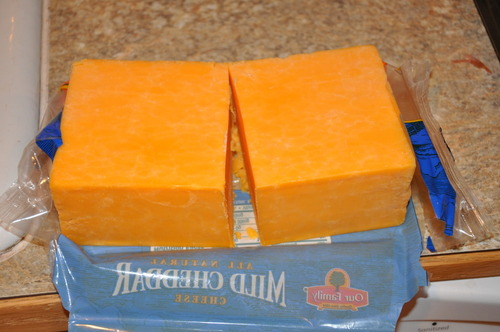 The Cheddar, Split