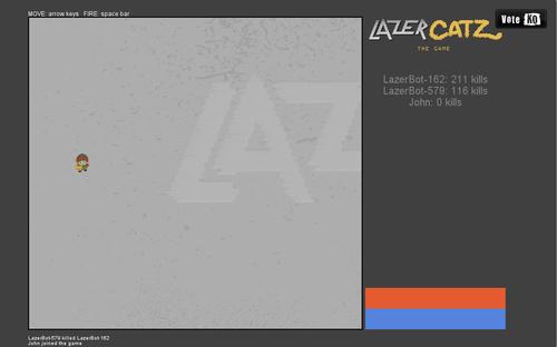 LazerCatz!